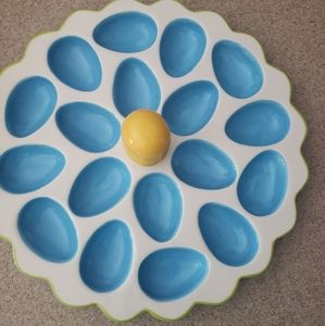 Rare Coton Colors Egg Tray
